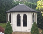 West-Chiltington-Summerhouse-front-after-Painting