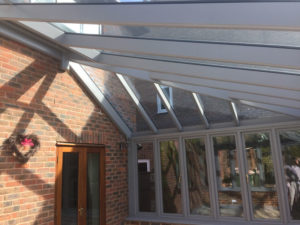 K and M Decorating Conservatory Horsham