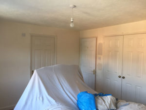 K and M Decorating Interior Bedroom Southwater