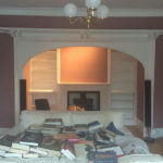K and M Decorating Interior Music Room Horsham