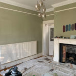 K and M Decorating Interior Dining Room Horsham