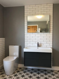 K and M Decorating Bathroom Horsham