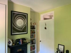 K and M Decorating Bedroom Horsham